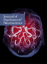 Journal of Psychiatry and Neuroscience: 31 (4)
